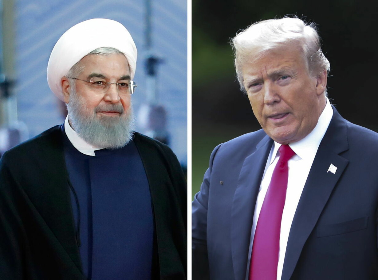 (FILE) IRAN USA SANCTIONS NUCLEAR POLICIES DIPLOMACY