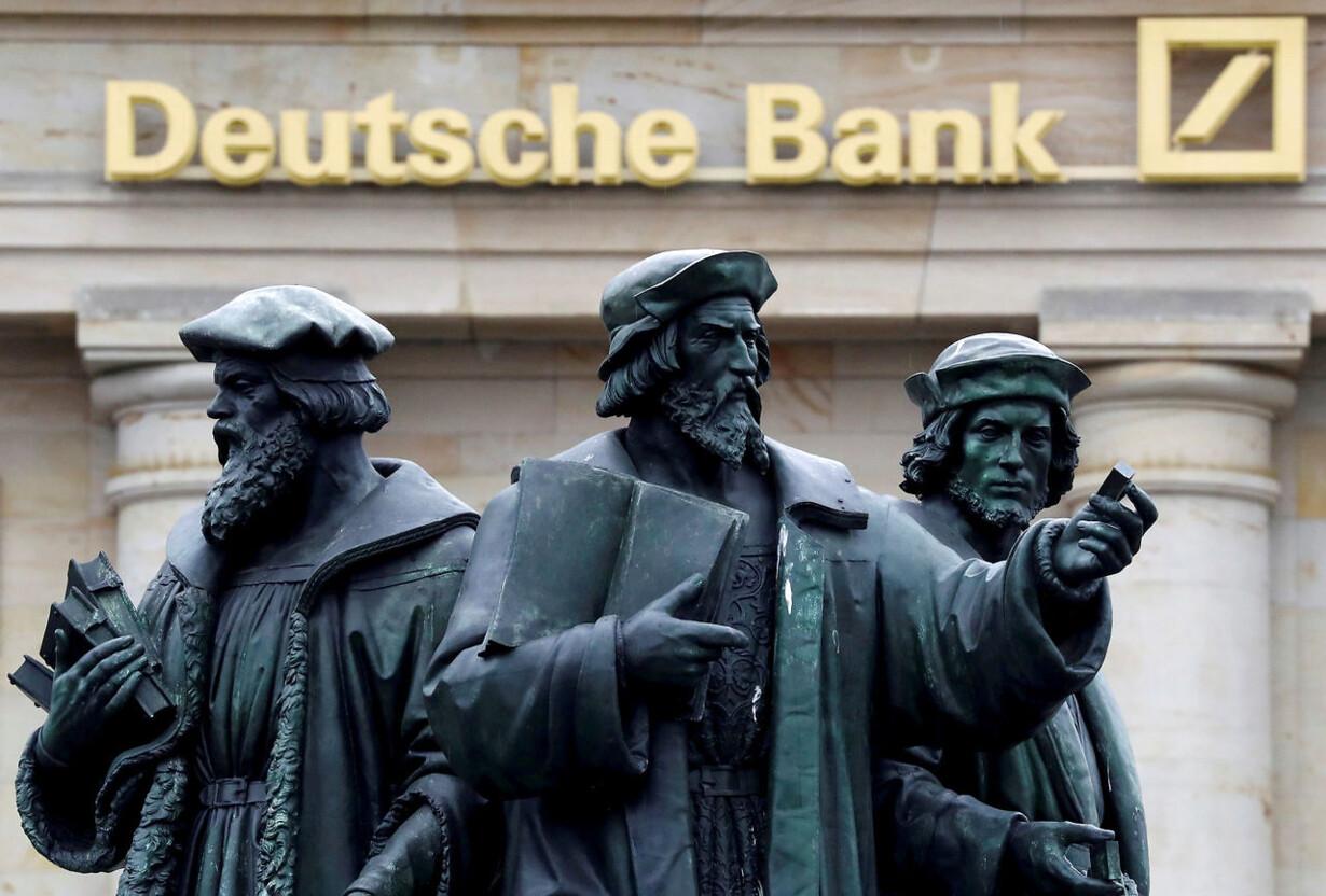 DEUTSCHE BANK-CEO/