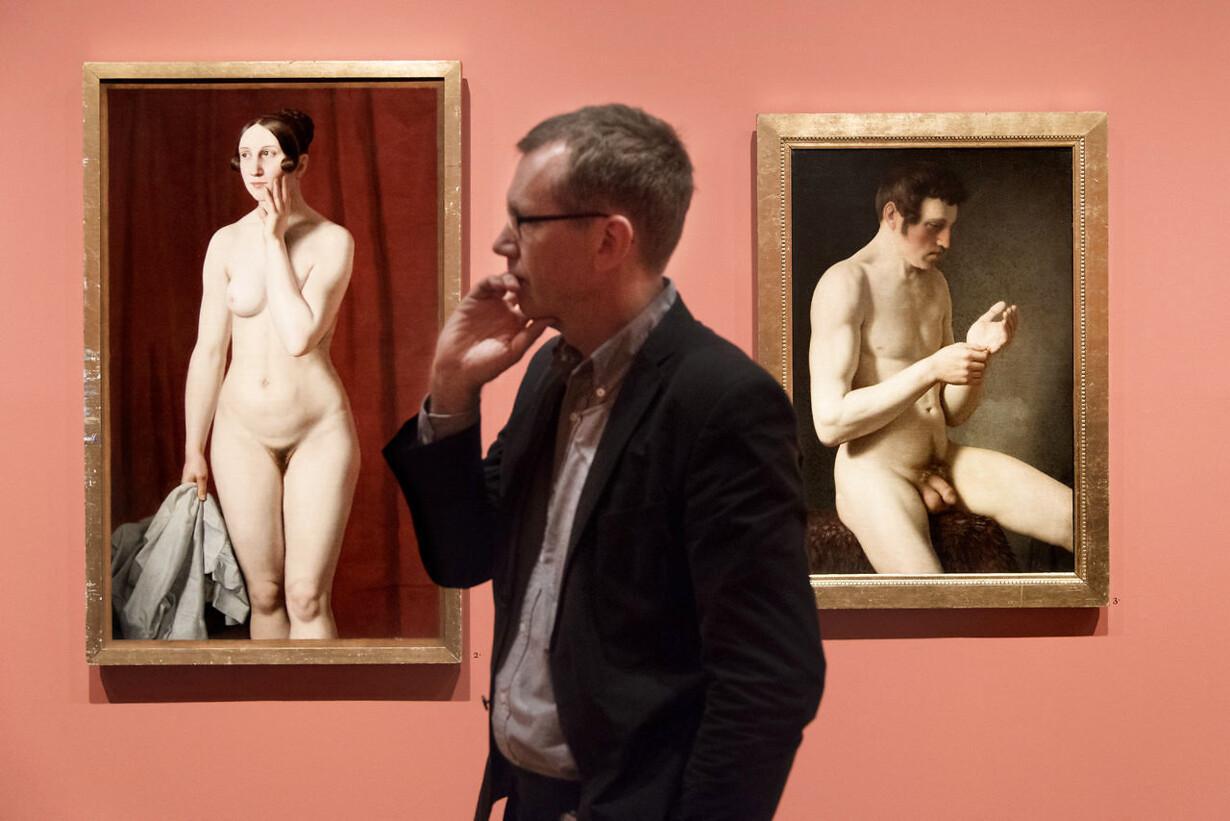 Statens Museum for Kunst bedraget for 805.000 kr.