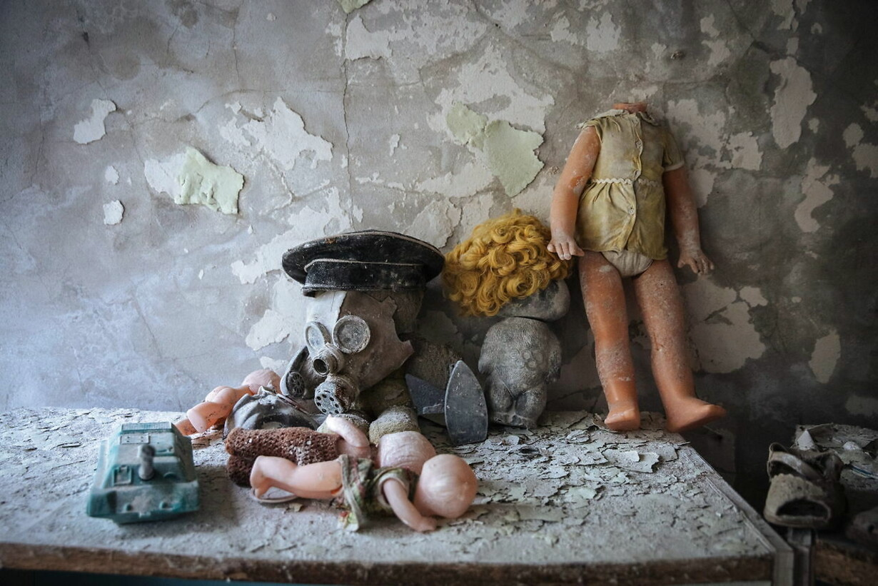 epaselect UKRAINE CHERNOBYL NUCLEAR DISASTER ANNIVERSARY