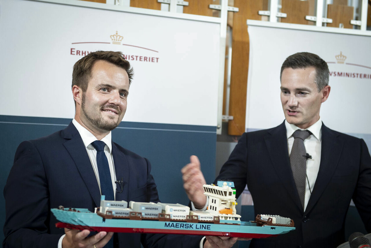 Simon Kollerup og Jarlov