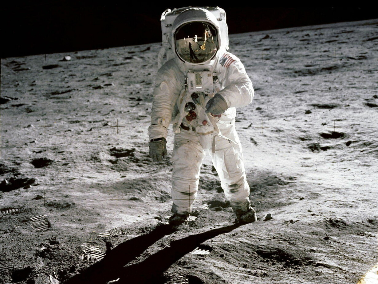 SPACE PHOTO ESSAY MOON LANDING ANNIVERSARY