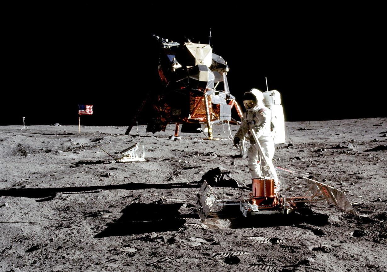 SPACE PHOTO ESSAY MOON LANDING ANNIVERSARY