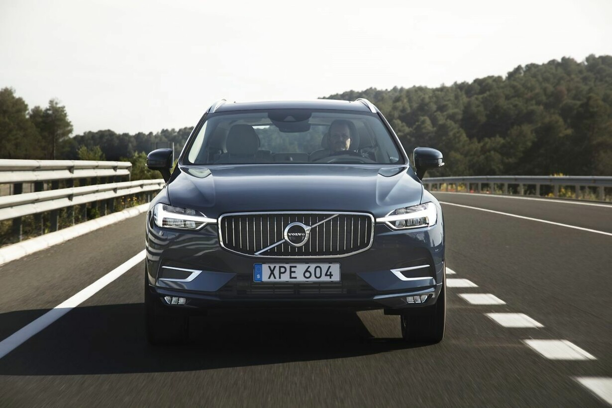 hedr The new Volvo XC60 T6