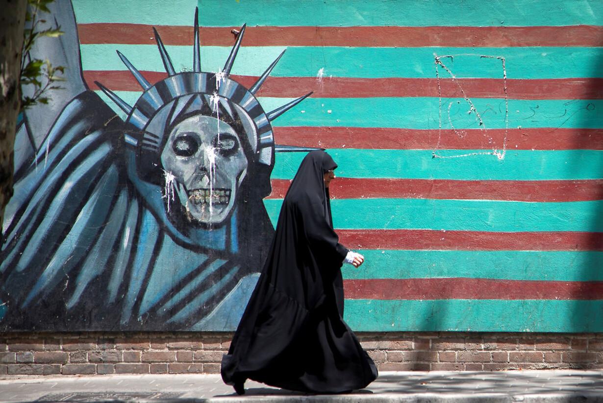MIDEAST-IRAN/USA