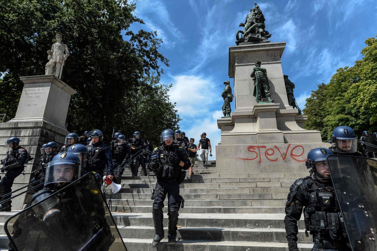 FRANCE-POLICE-DEMO - 201908031