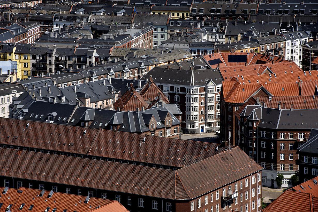 Hustage i København
