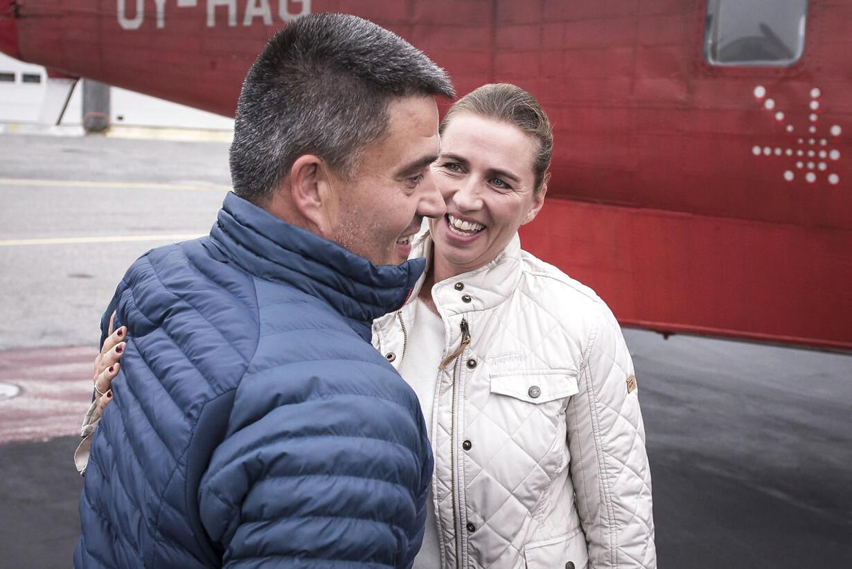 Kim og Mette