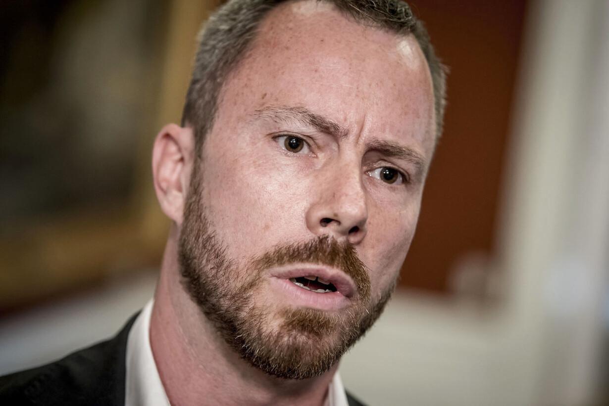Ellemann-Jensen melder sig som formandskandidat i Venstre