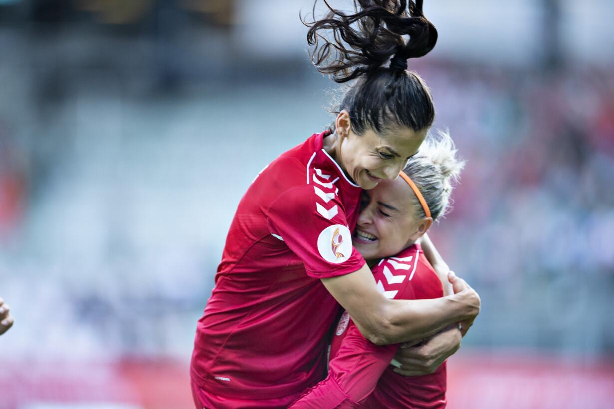 Danmark - Malta, EM kvalifikat