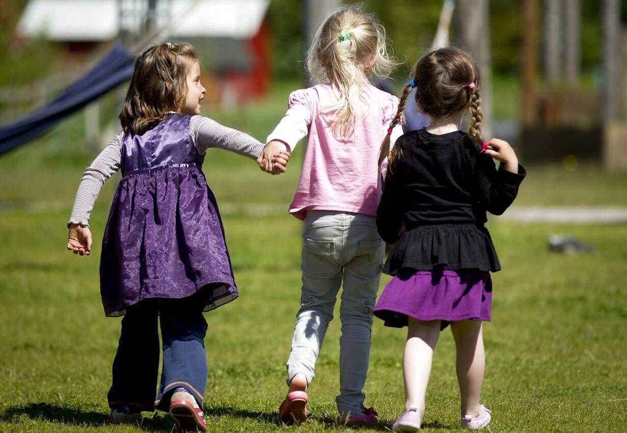 RB PLUS Minister vil have frivillige i børnehaver