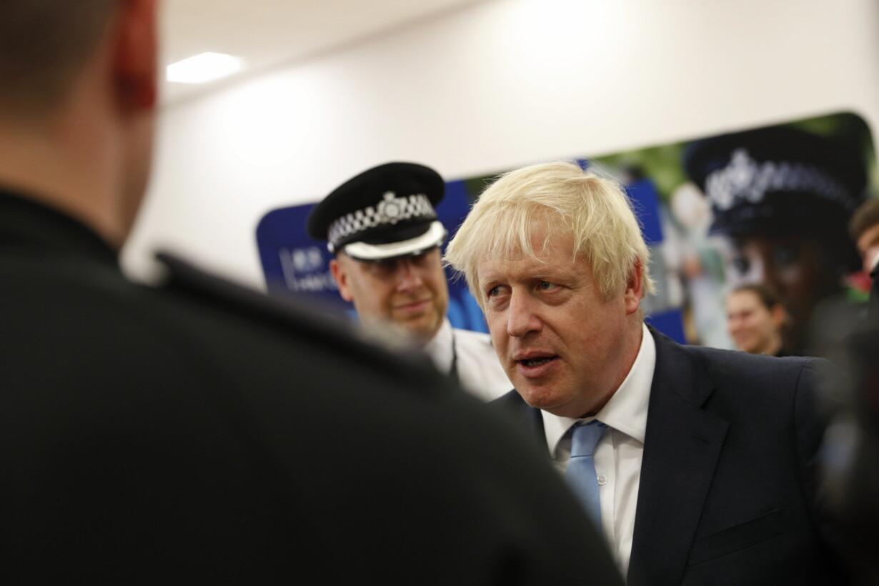 Boris politi