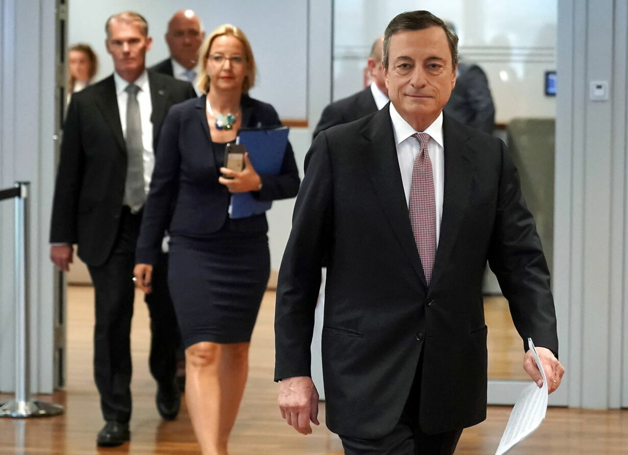 GERMANY ECONOMY ECB MEETING