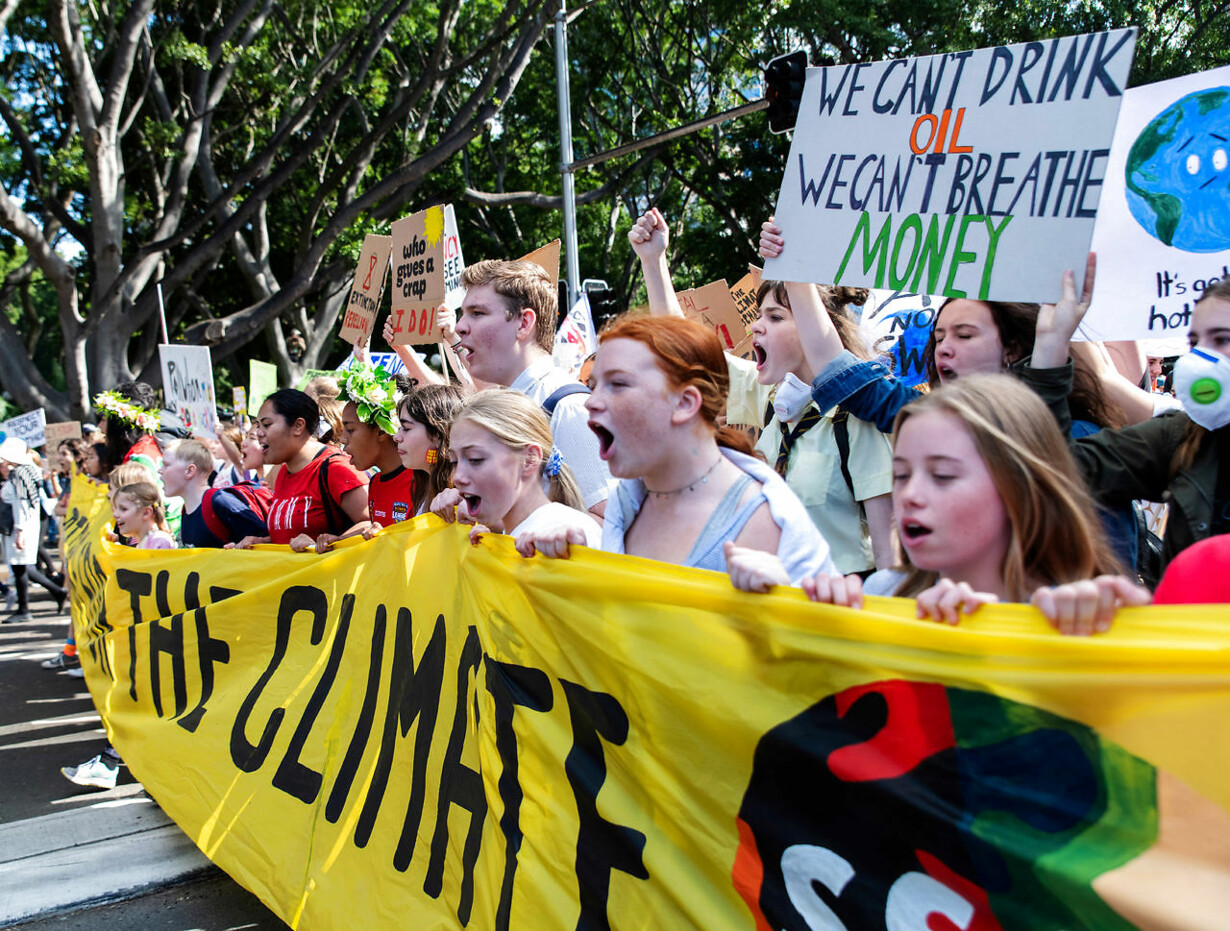 CLIMATE-CHANGE/STRIKE-AUSTRALIA