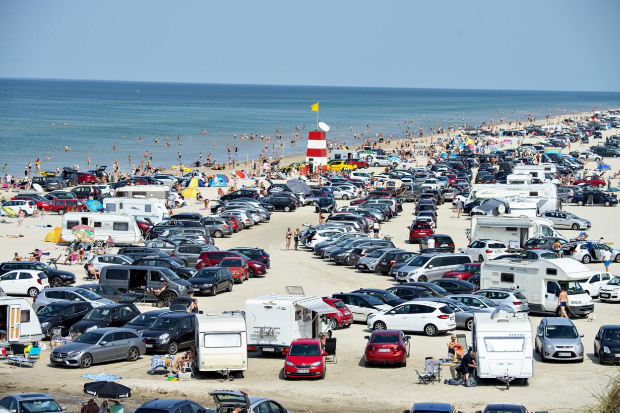 Denmark Heatwave - 20190921183