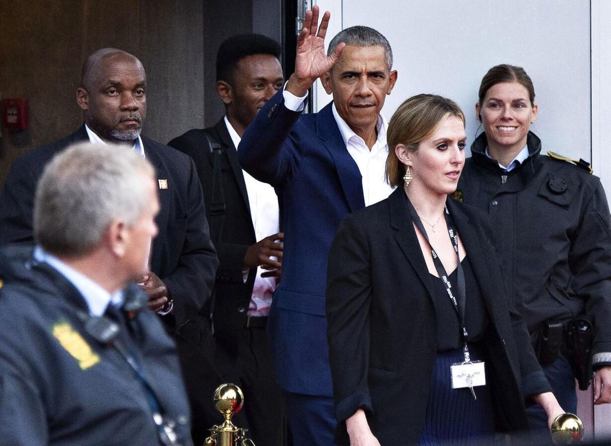 Obama i Aalborg 2019