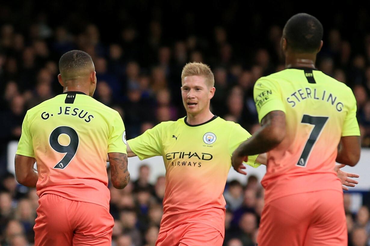 Premier League - Everton v Man