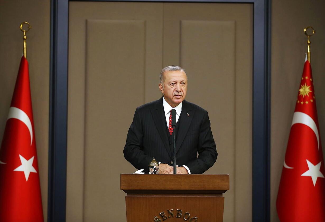 TURKEY SYRIA ARMY OPERATION