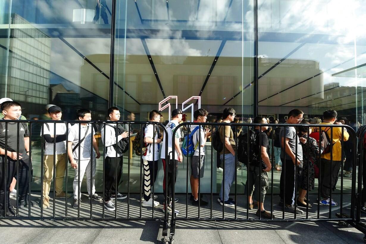 Kina er et smertensbarn for Apple