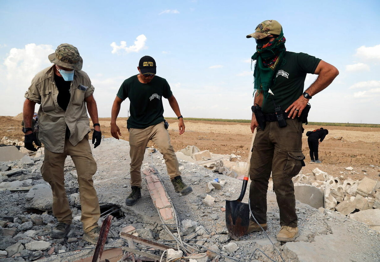 SYRIA TURKISH OFFENSIVE