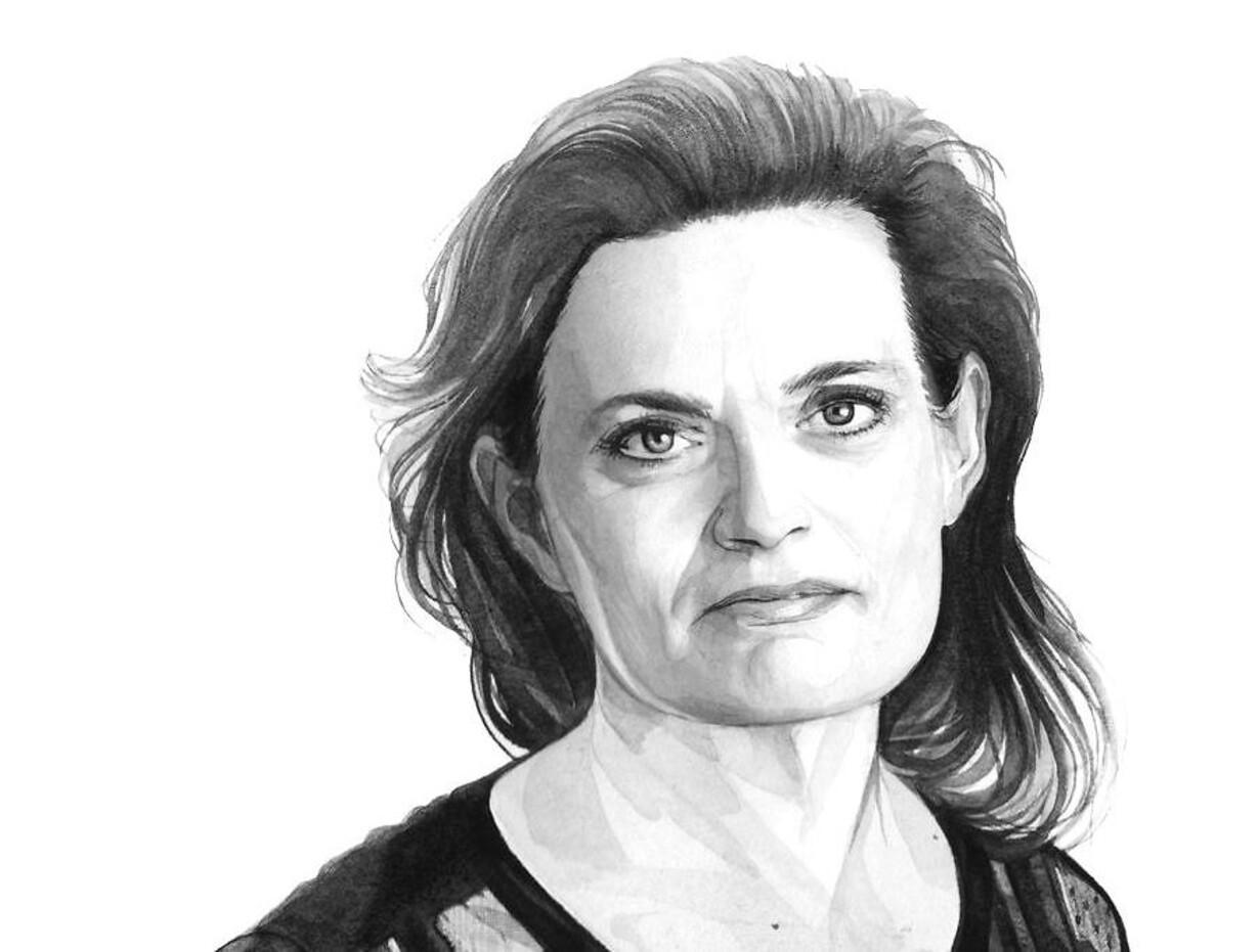 Sørine Gotfredsen tegning