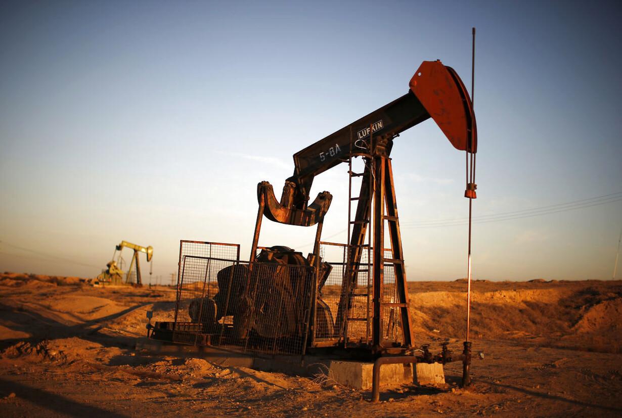 OIL-ENERGY/OIL