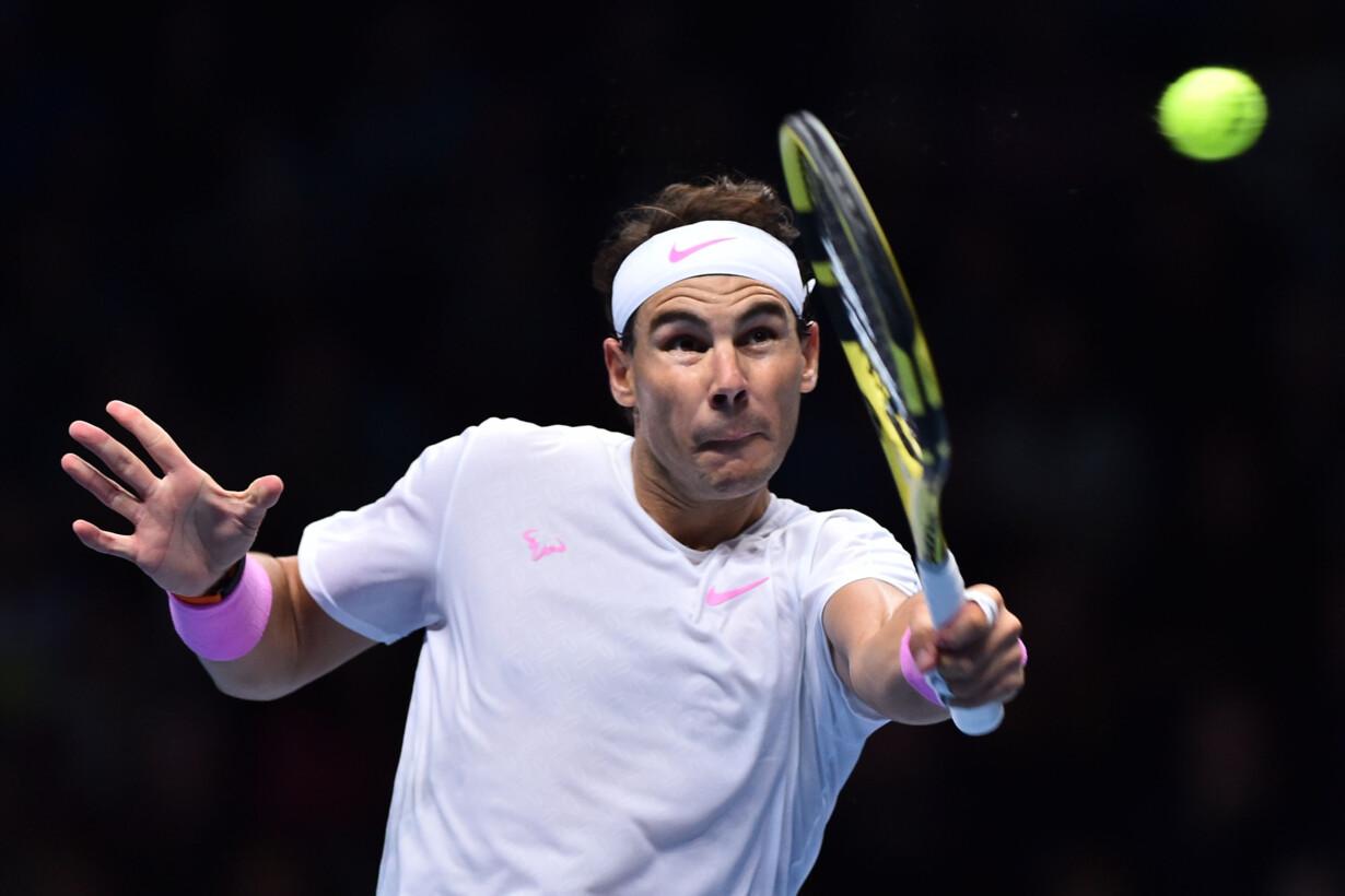 TENNIS-GBR-ATP-FINALS - 201911