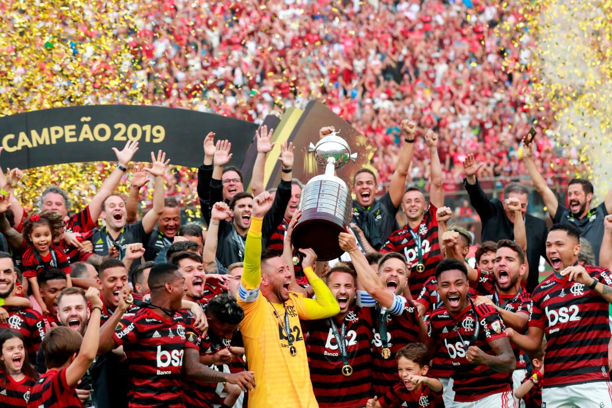 Copa Libertadores - Final - Fl