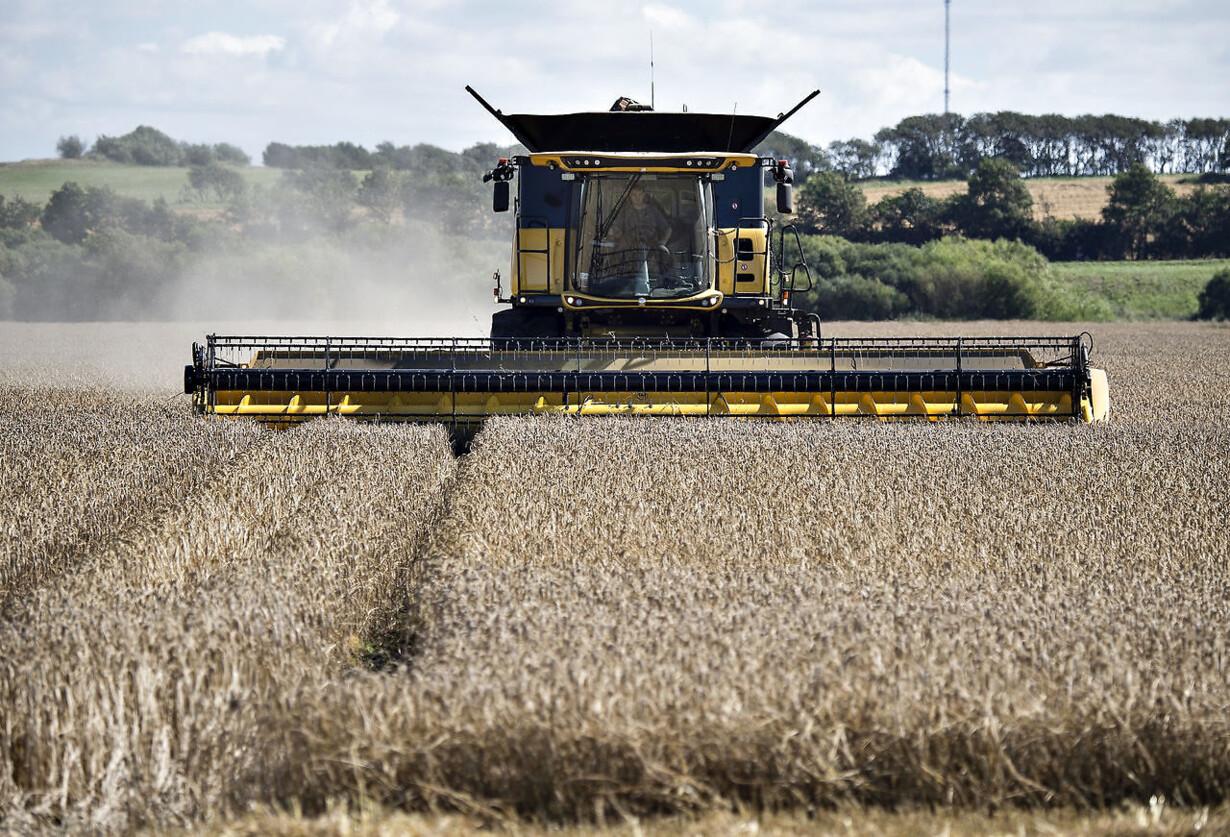 PLUS Banker tjener godt på trængte landbrug