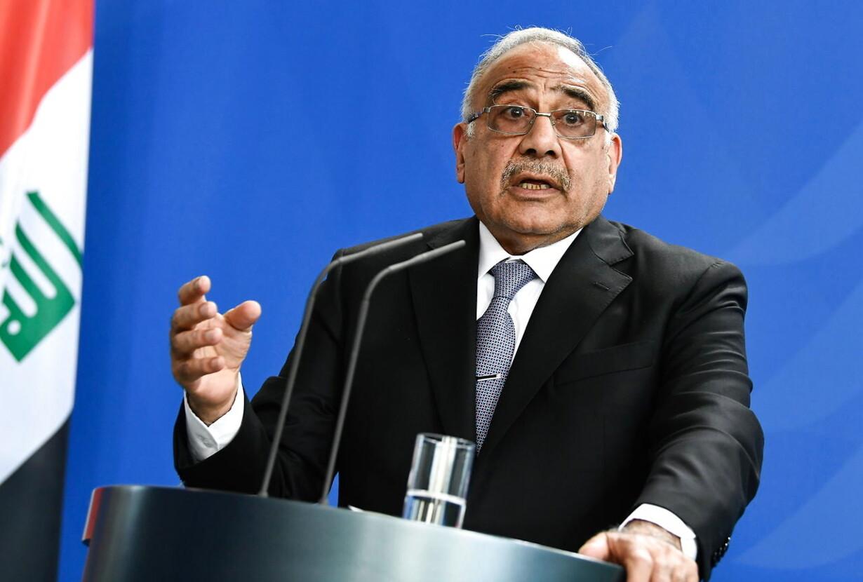 (FILE) IRAQ PRIME MINISTER RESIGNS