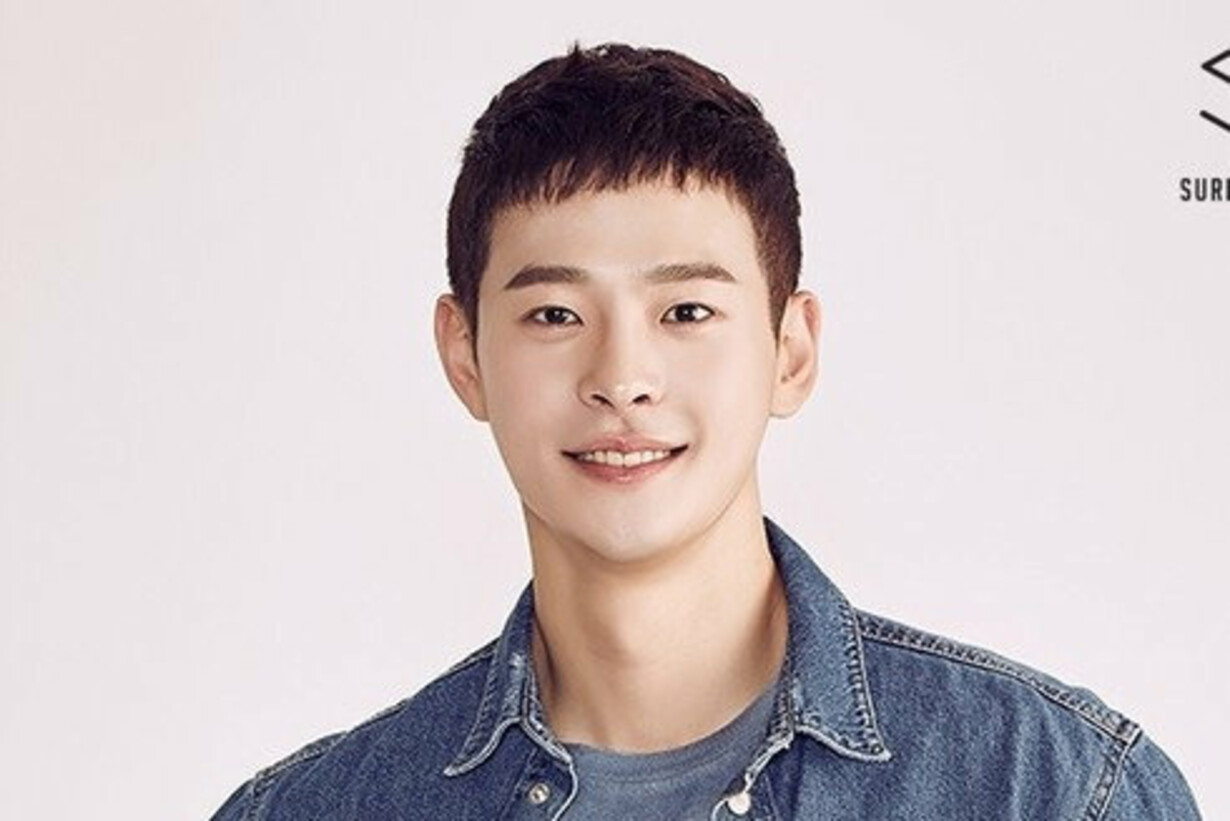 South Korean actor Cha In-ha i
