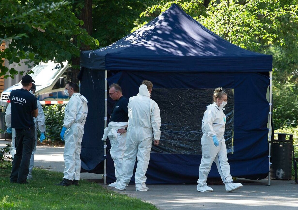 FILES-GERMANY-RUSSIA-UNREST-INVESTIGATION-CONFLICT