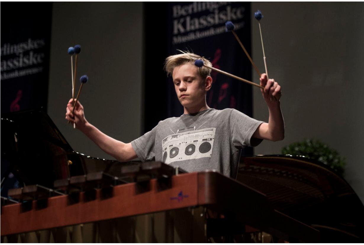 Tilmeldingen til Berlingske Klassiske Musikkonkurrence 2018 er begyndt. Foto: Berlingske
