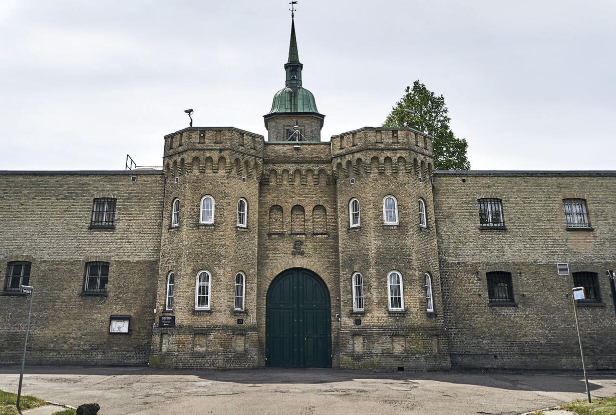 Det lukkede Vridsløselille Fængsel skal sælges – men får de gamle  »Olsen-banden«-bygninger lov at bestå?