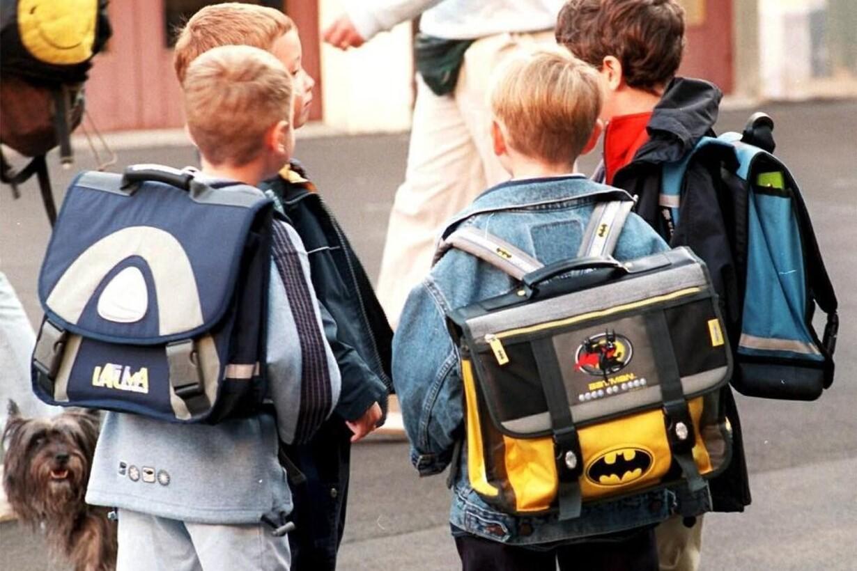 Skole skolebørn - 201608080827