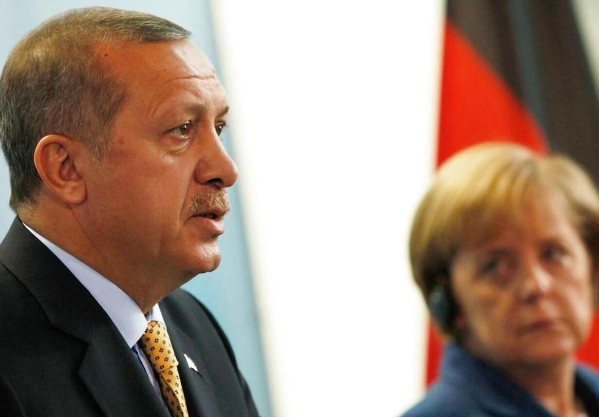 GERMANY-TURKEY-EU-DIPLOMACY-MERKEL-ERDOGAN-FILES