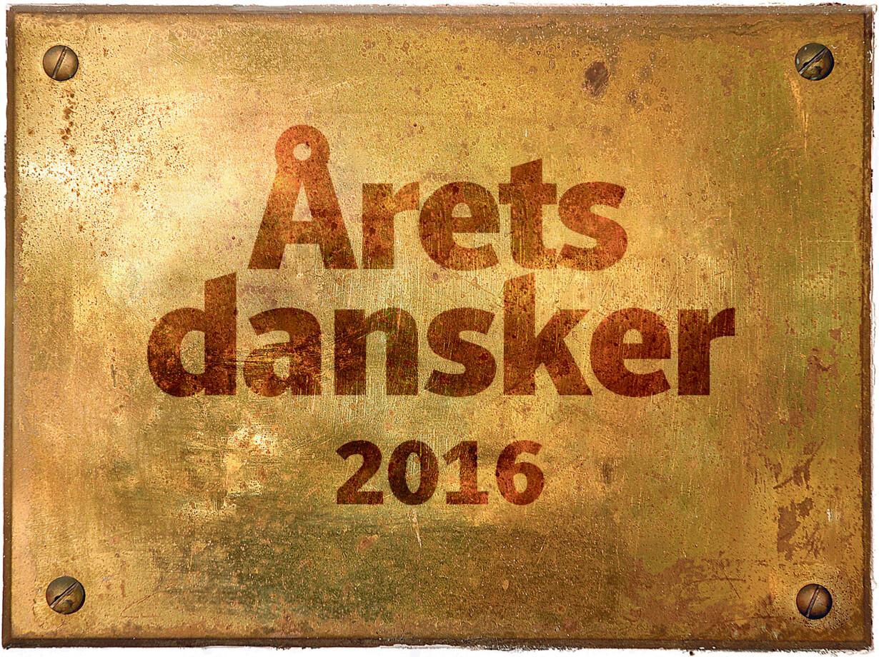 Årets dansker 2016