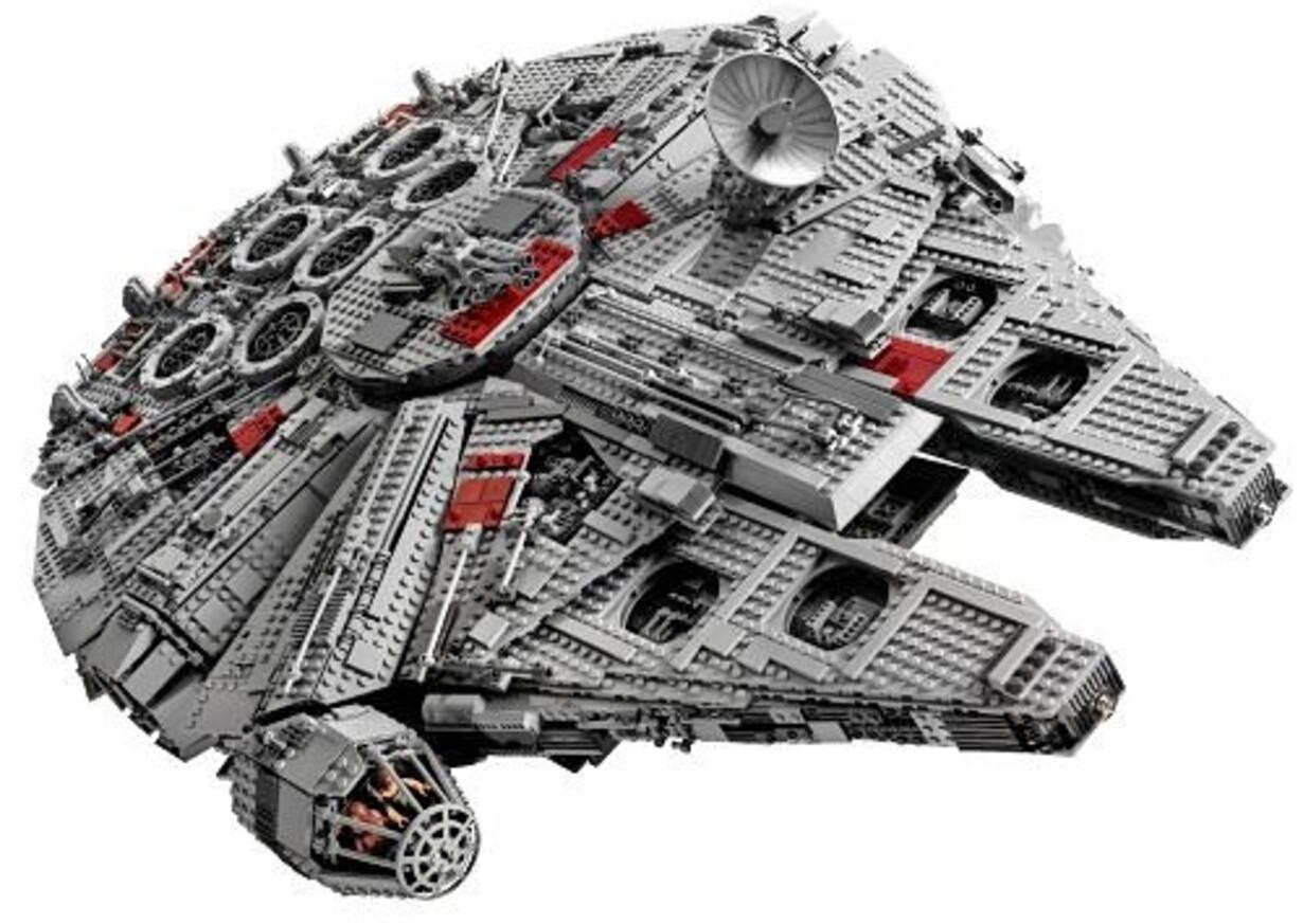 tusind års falken lego