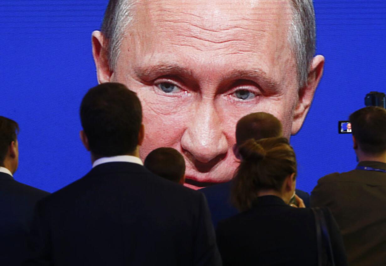 RUSSIA-ECONOMIC FORUM/