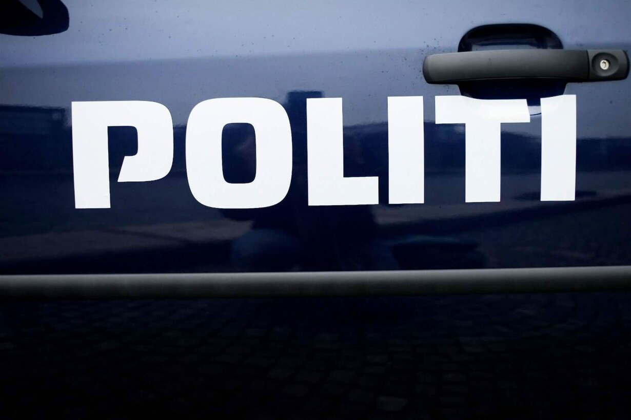 Politi hundevogn - 20160715141