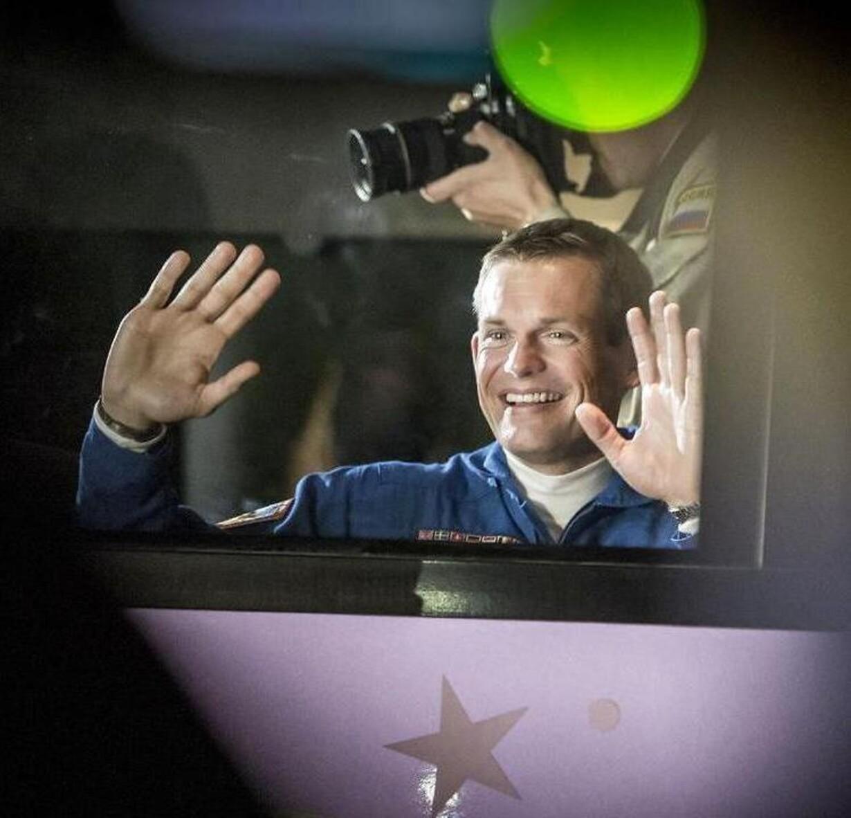 Dansk astronaut: Det er verdens vildeste rutsjebanetur