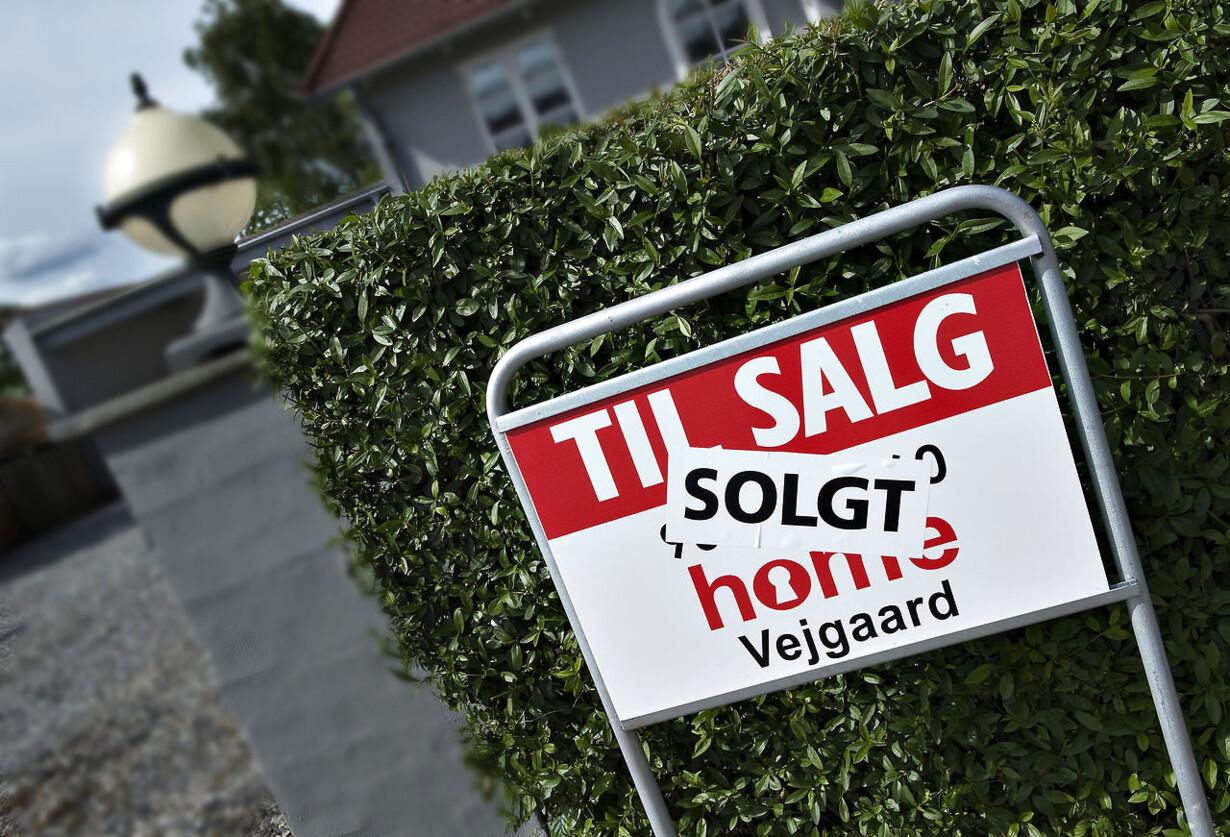Sværere for købere at se månedlig husleje