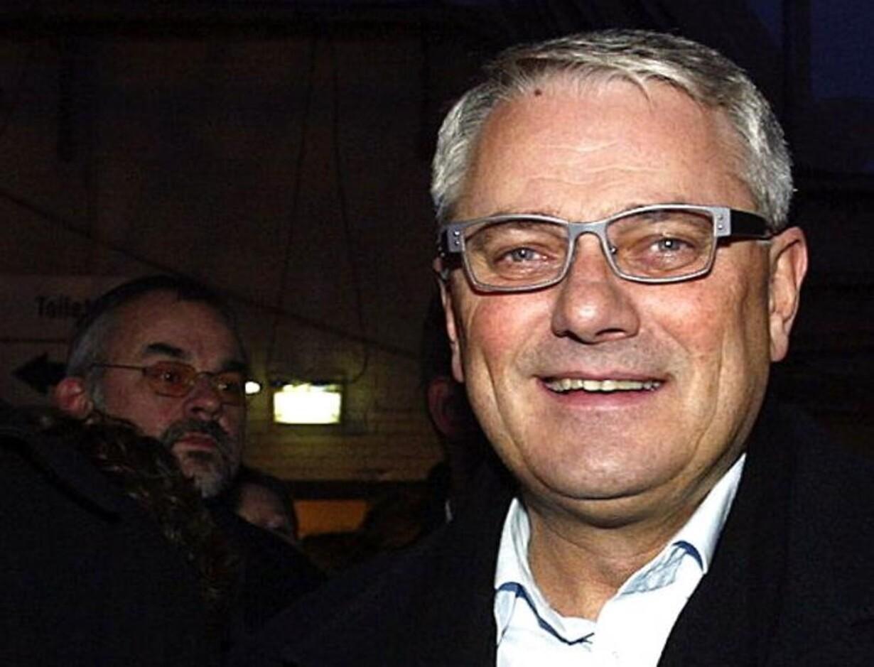 Torben Lund.