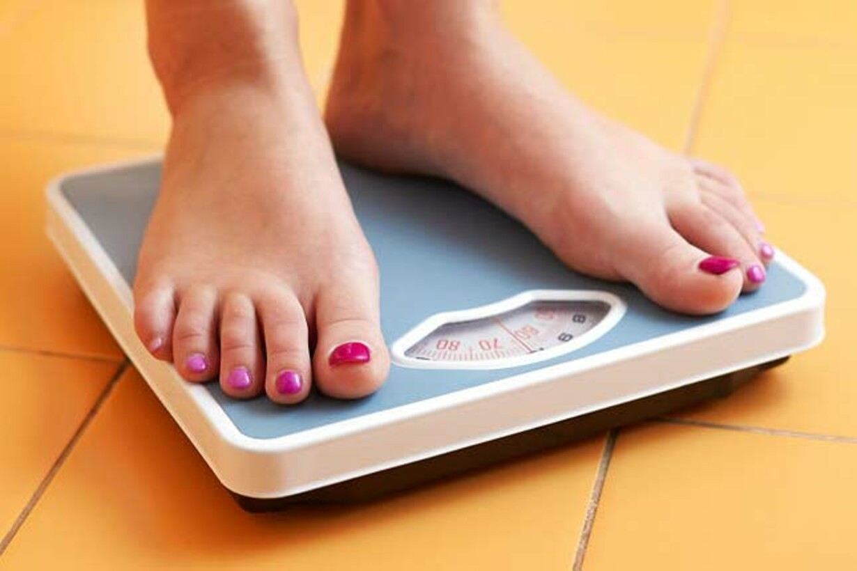 Vægttab 4