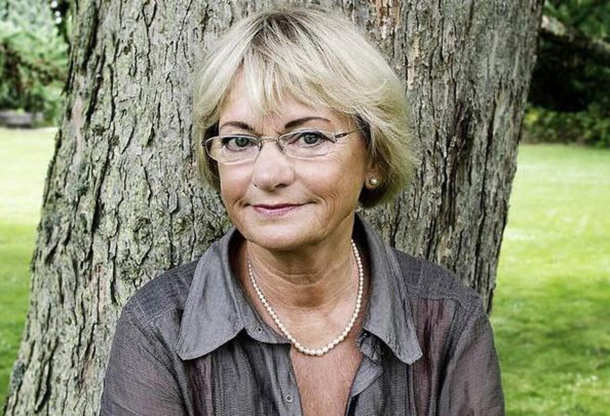 Pia Kjærsgaard. BM_SOLO
