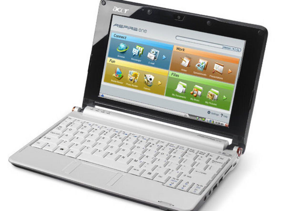 1cc71a1301f Der er et forrygende salg i mini-PCerne - så stort, at det opvejer faldet i  øvrigt. Navnlig Acer (her med Aspire One med Linux som styresystem) og Asus  ...