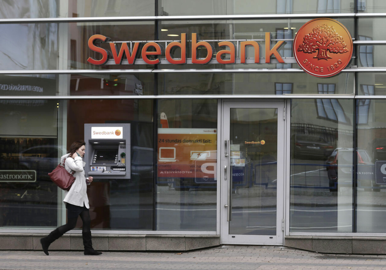 SWEDBANK-RESULTS/