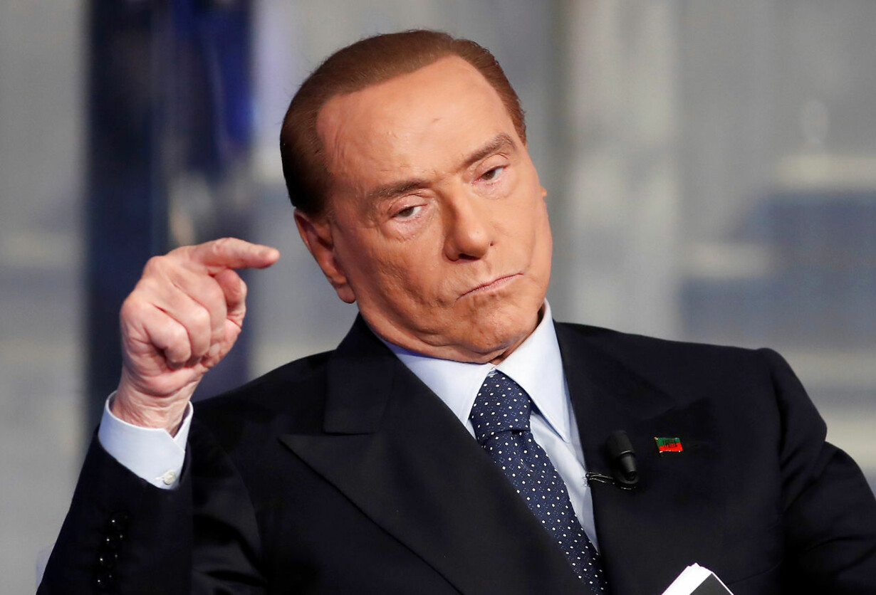 ITALY-ELECTIONS/BERLUSCONI