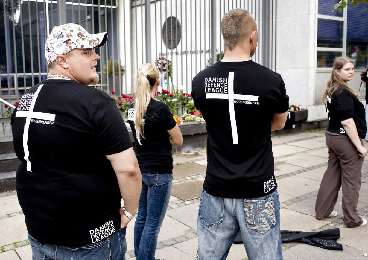 Aarhus frygter demo mod islam