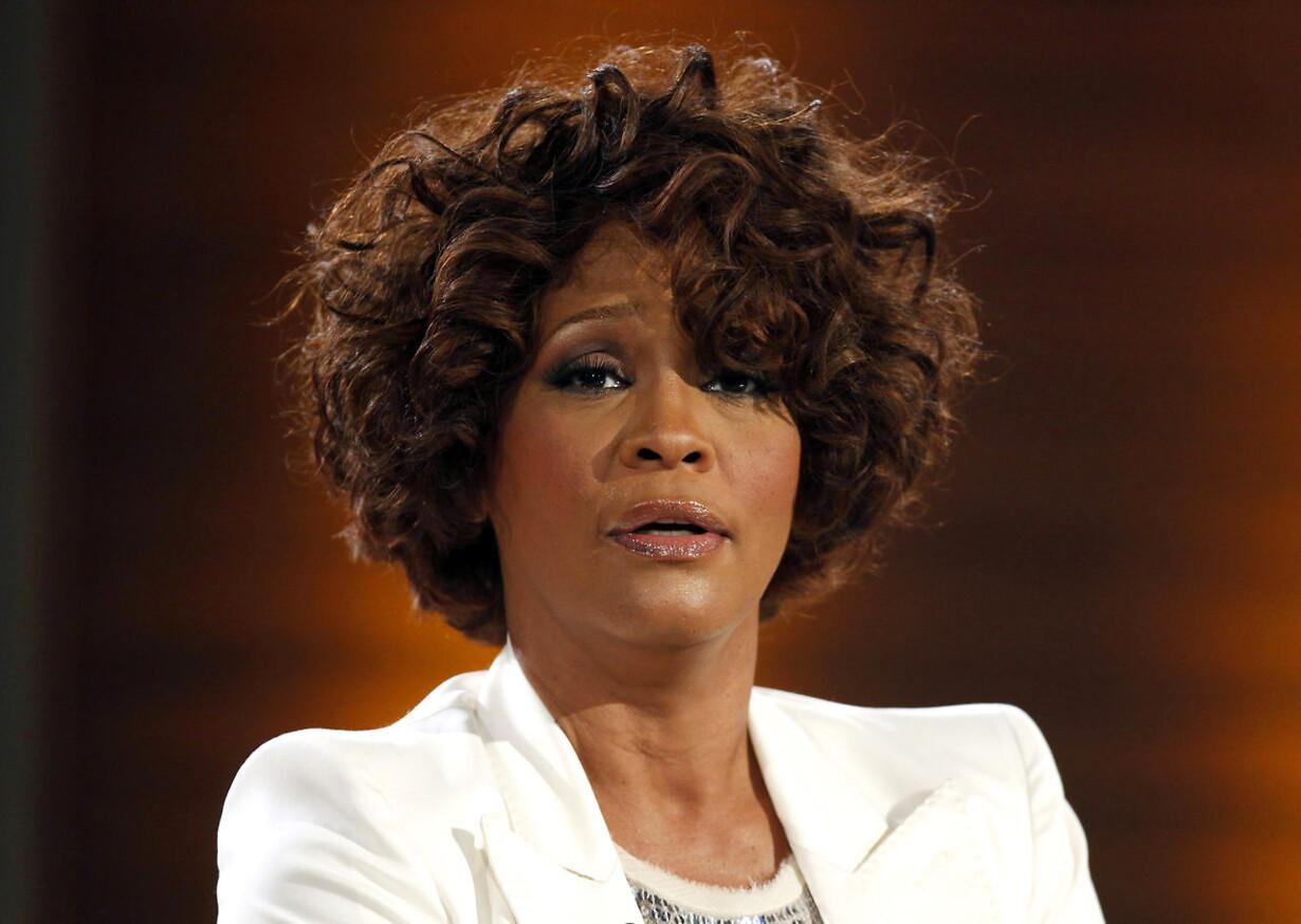 Whitney Houston Død